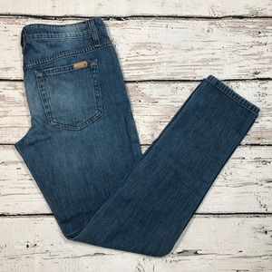 Joe's Jeans easy high water jeans mid rise ankle